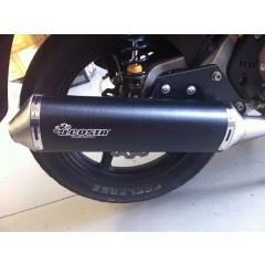 JCosta Racing Exhaust for Yamaha X-MAX 250i